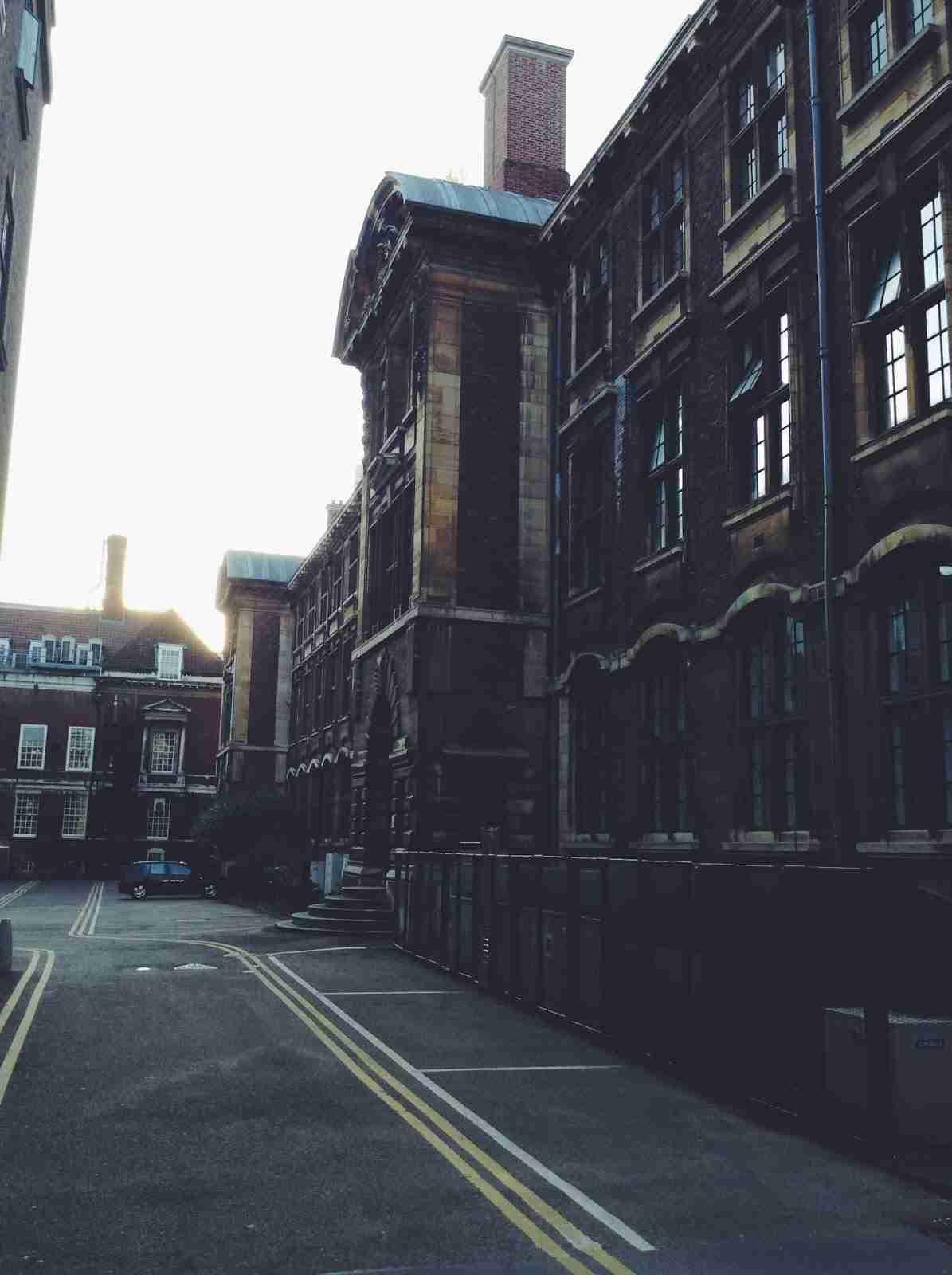 University of Cambridge Campus