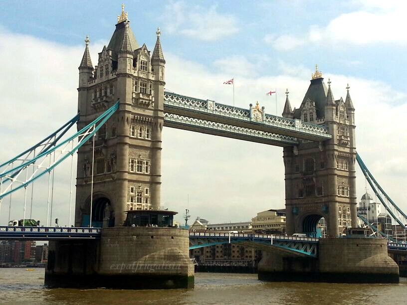 The Best Way to See London is a Thames River Cruise