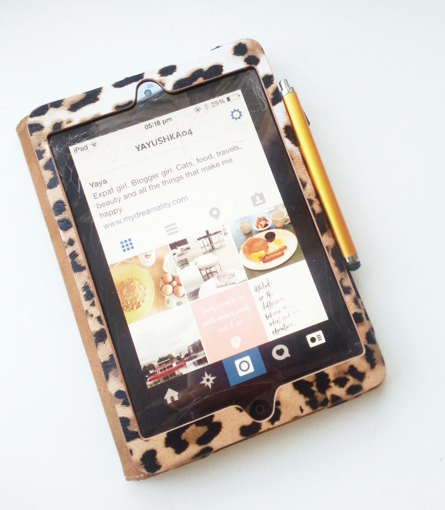Leopard iPad Mini Case