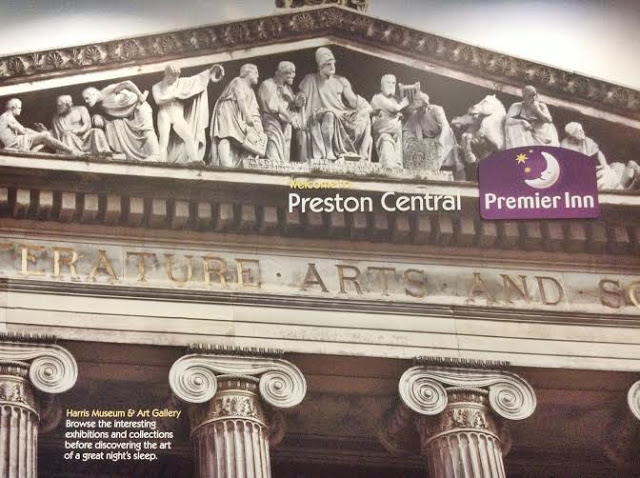 Our Stay at Premier Inn Central | Preston, Lancanshire