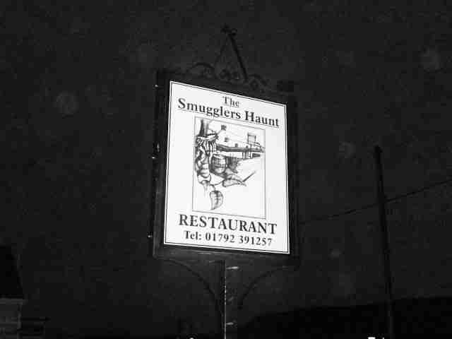 The Smugglers Haunt Gastro Pub | Port Enyon, Swansea, Wales