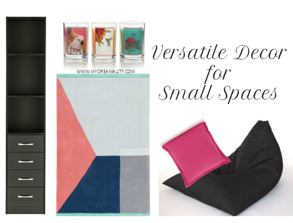 How to Use Versatile Decor in Small Spaces