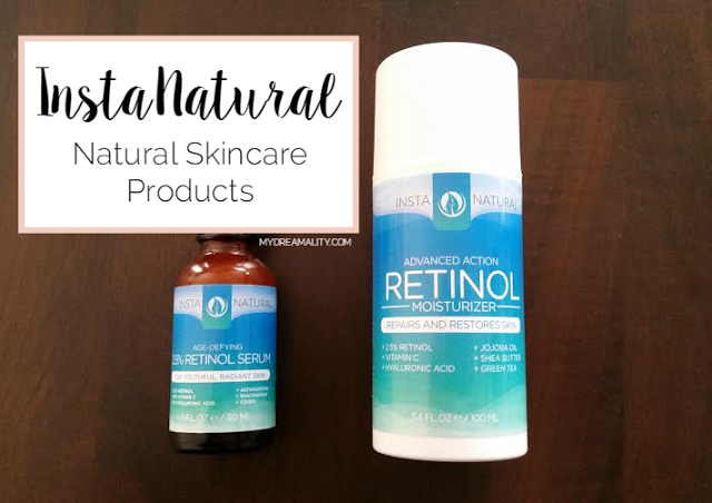InstaNatural Natural Skincare Products