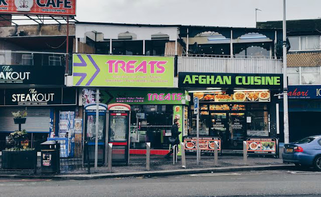 Day Out in Manchester + Afghan Cuisine