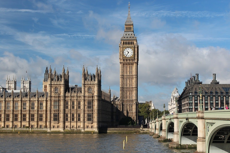 UK Break: Houses of Parliament: London