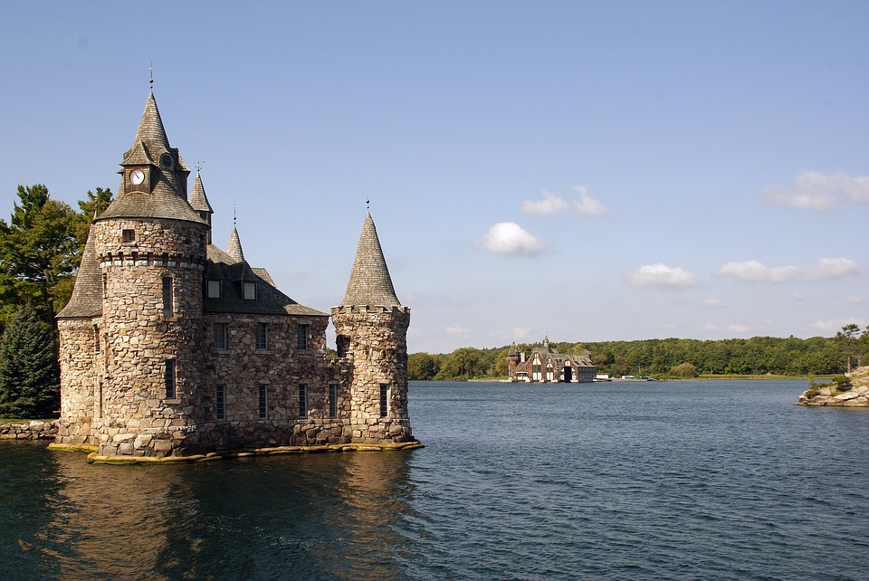 fun days out in New York State: Thousand islands