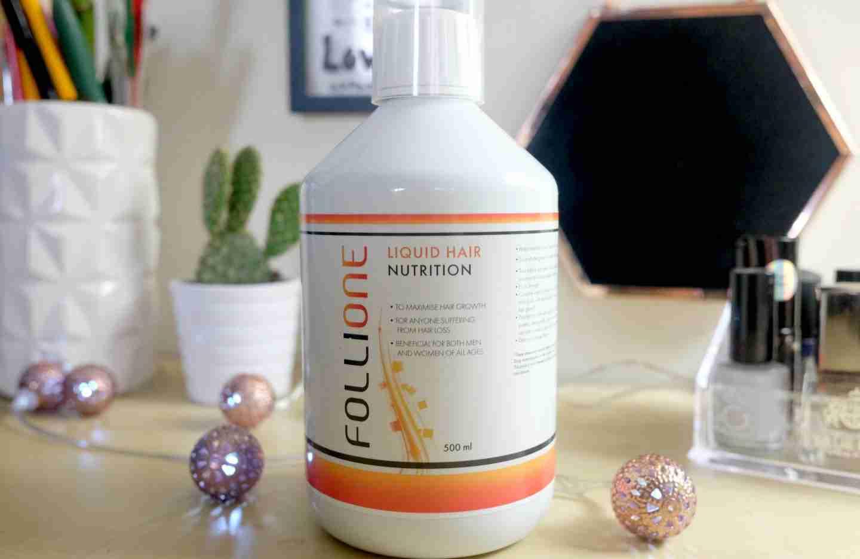 Follione Liquid Hair Nutrition