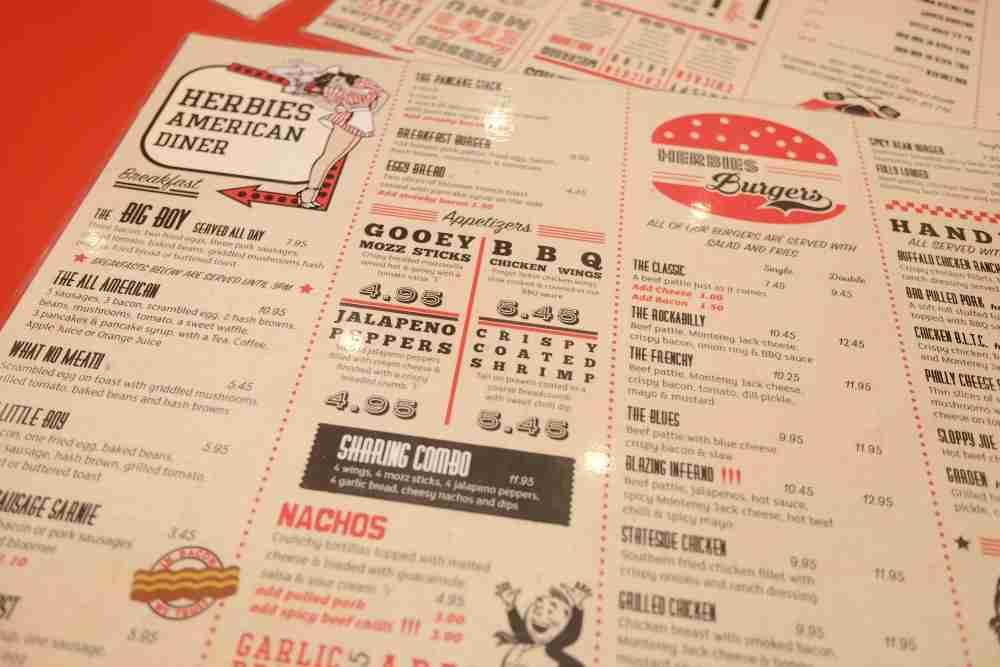 Herbies American Diner