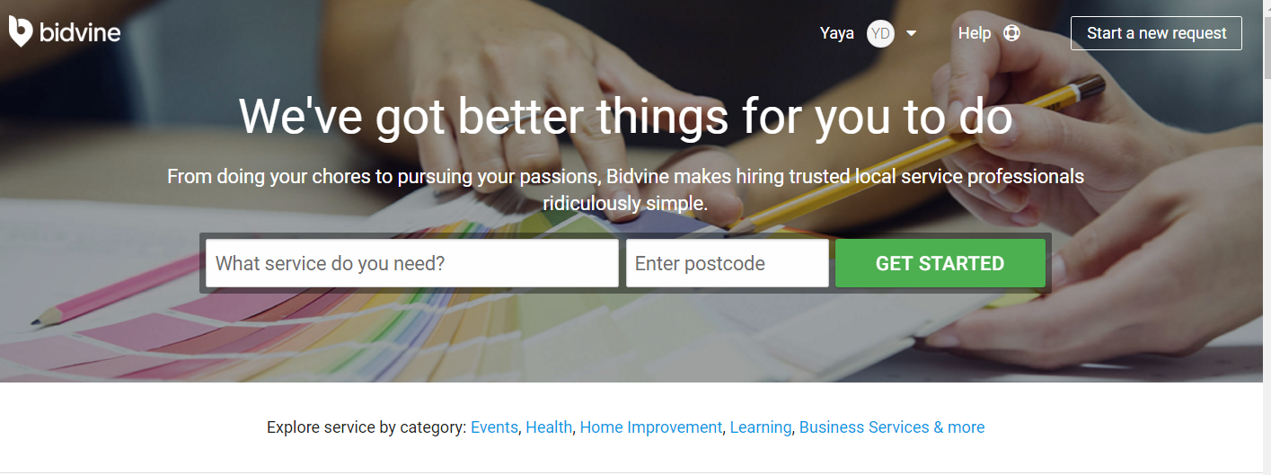 A Review of Bidvine The Best Site to Hire a Local Professional