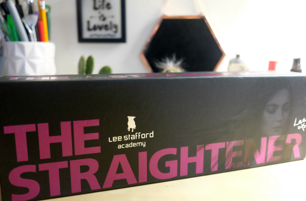 Lee Stafford Academy Straightener Review + Giveaway!
