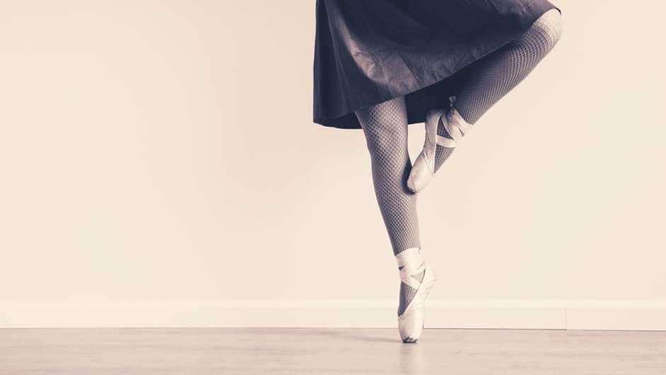 benefits of dancing: ballet dancing