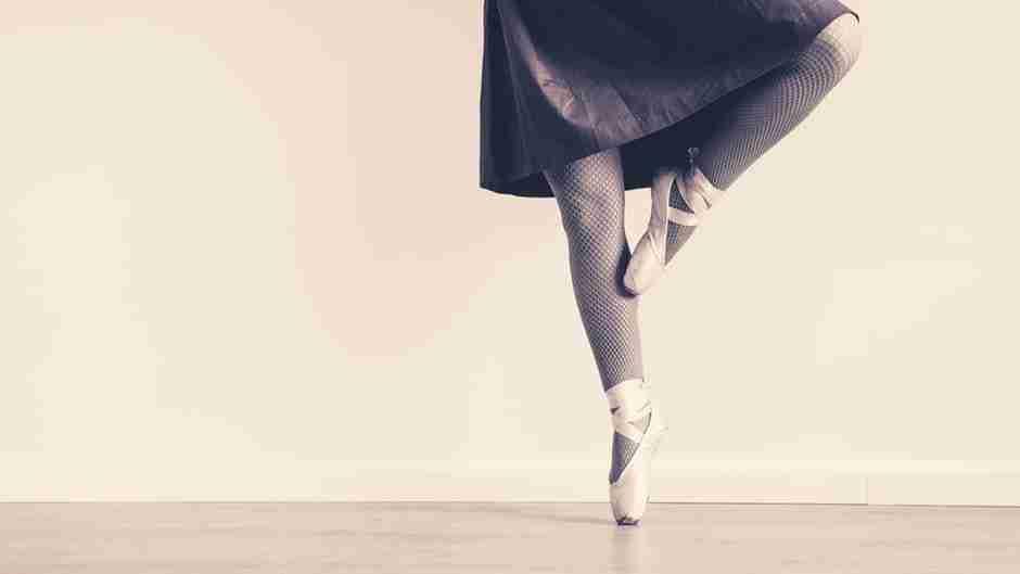 benefits of dancing: ballet dancing