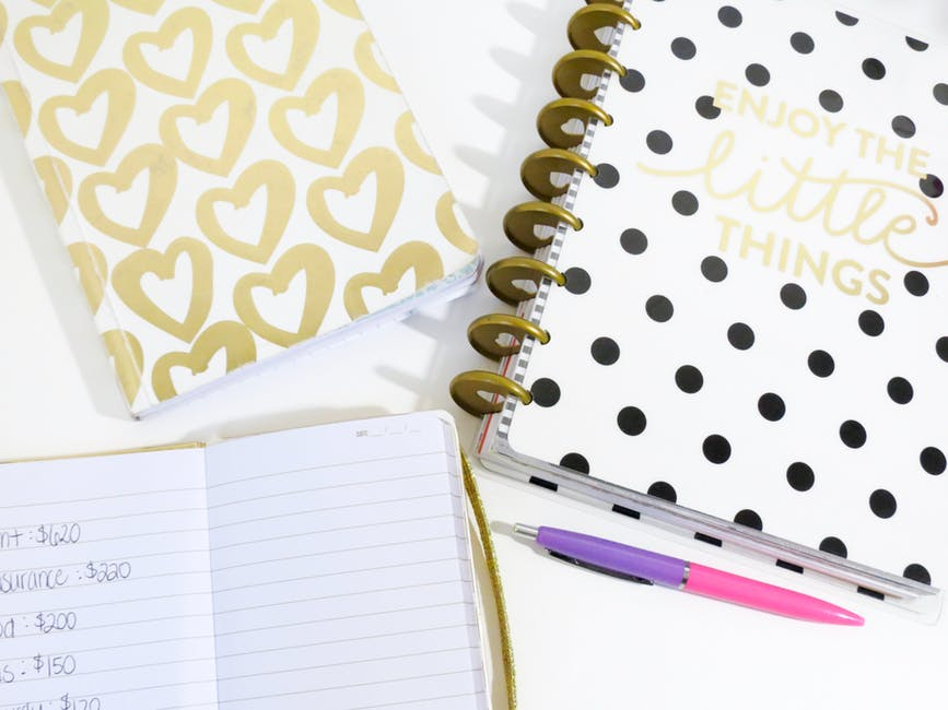 bucket list guide: diary