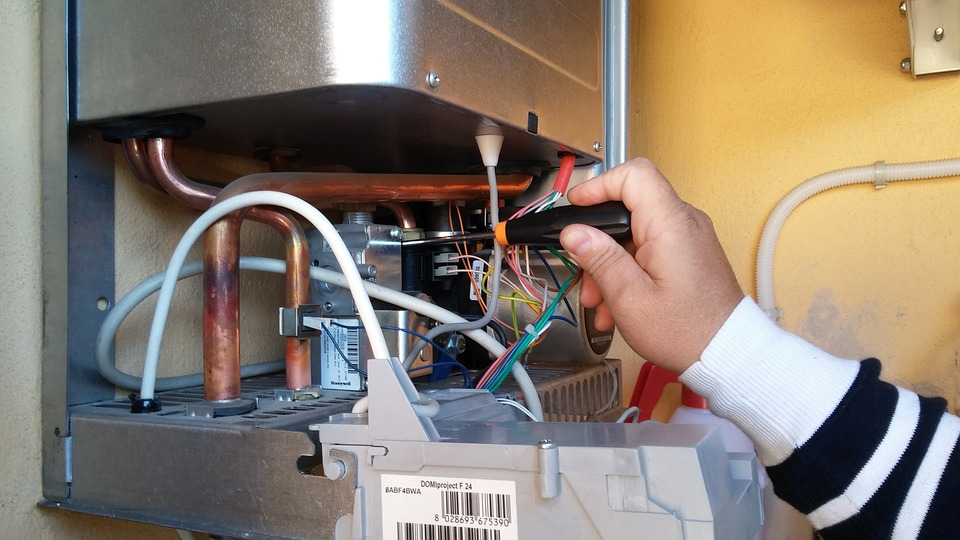 Getting A Professional Engineer To Install Your Boiler