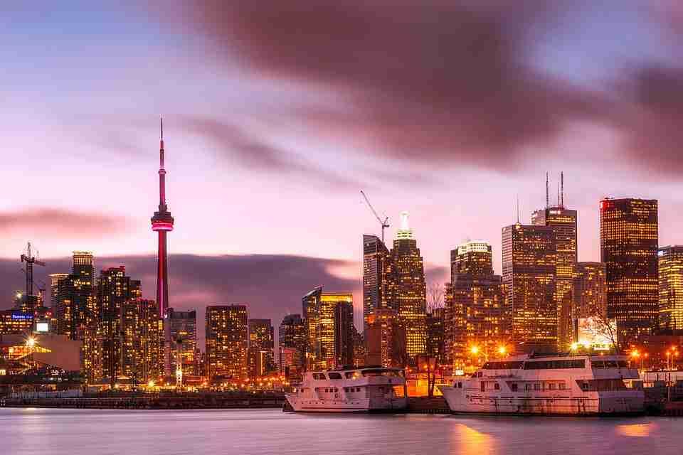 Toronto vacation
