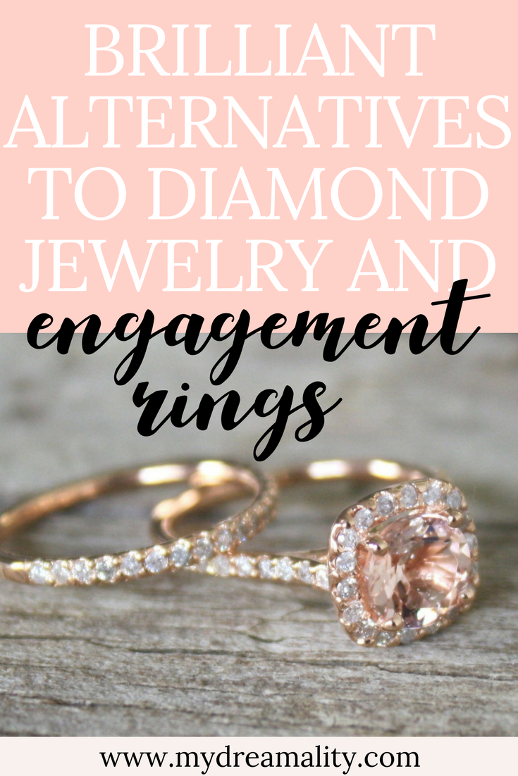Alternatives to Diamond Engagement Rings
