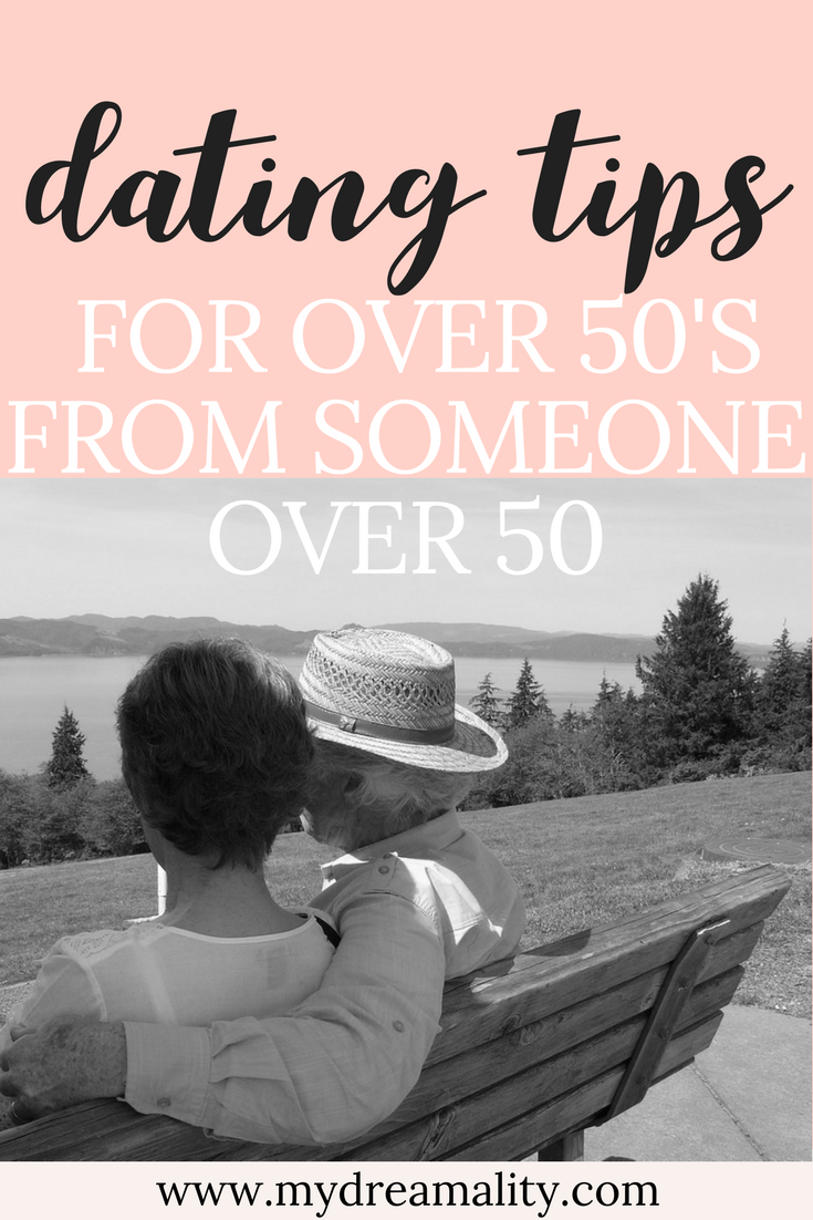 dating tips for over 50's