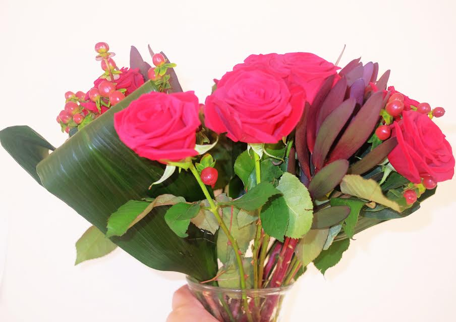 Fresh Flowers via Courier - A Review of Prestige Flowers