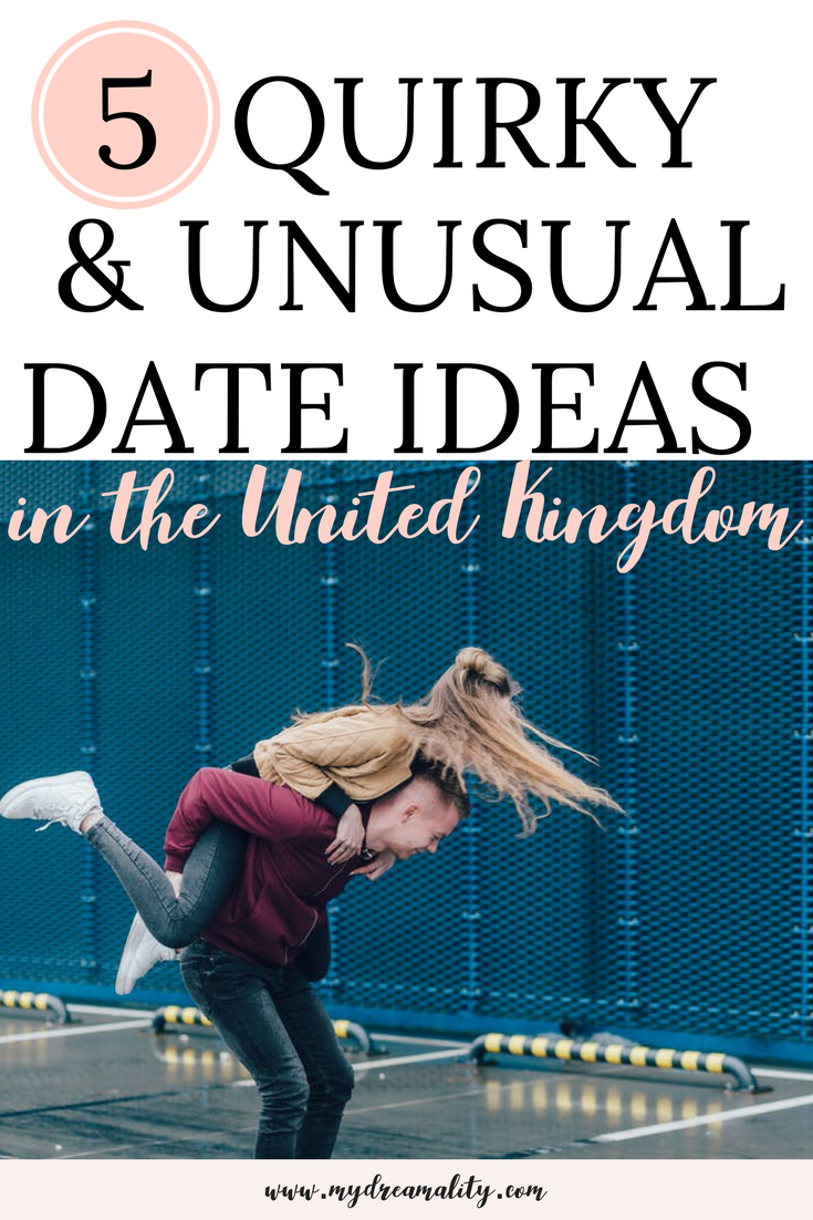 5 Quirky and Unusual Date Ideas in the UK