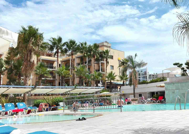 Hotel Don Pablo, Torremolinos Spain