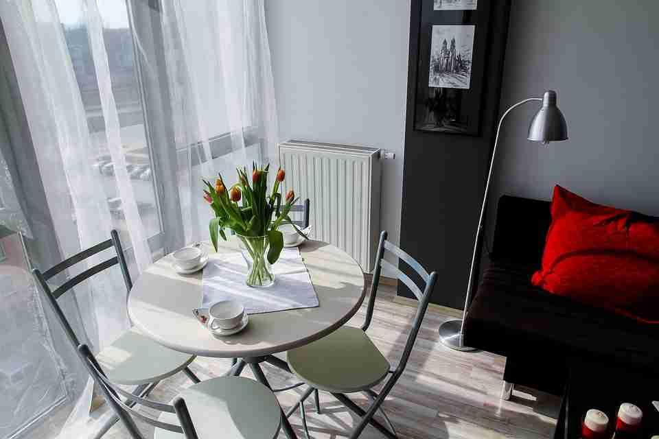 Studio Apartment: type of abode