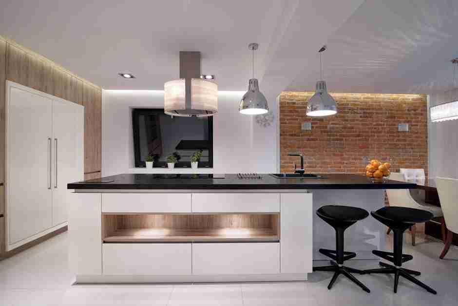 designing a modern kitchen