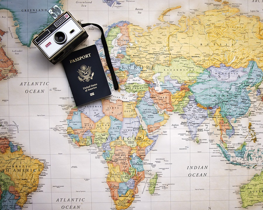 International Travel for Beginners: 5 Things You Need to Know