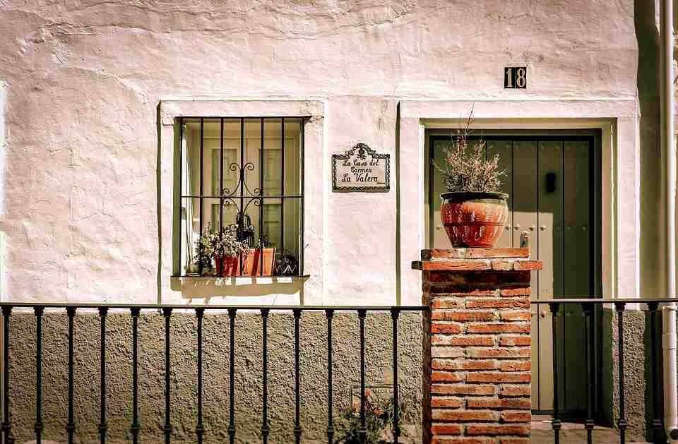 Spanish house: design makeover