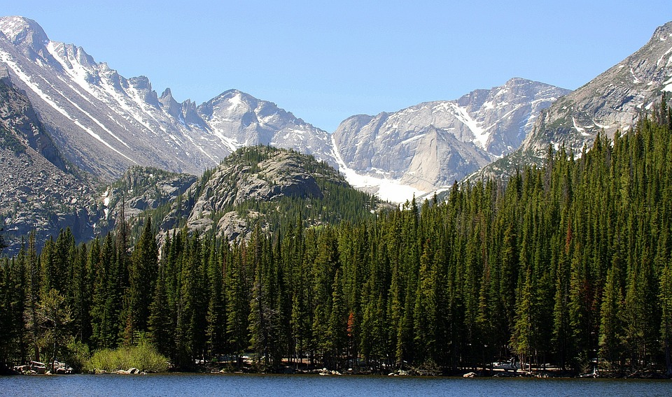 Colorado travel wishlist: Mountains!