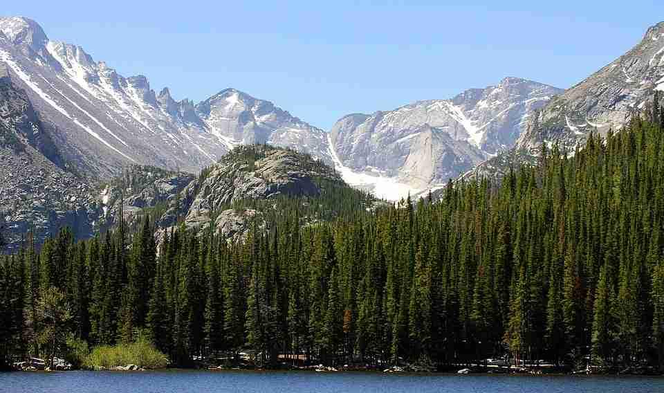 Colorado travel wishlist: Mountains!