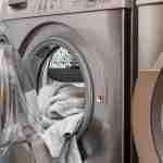 being frugal: washing machine