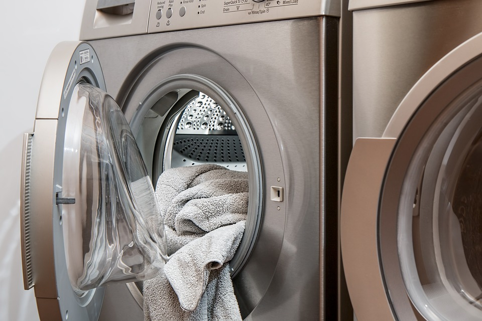 being frugal: washing machine