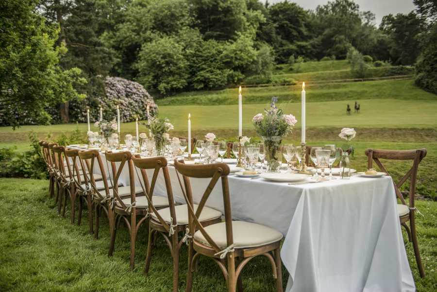 wedding locations to consider: wedding table