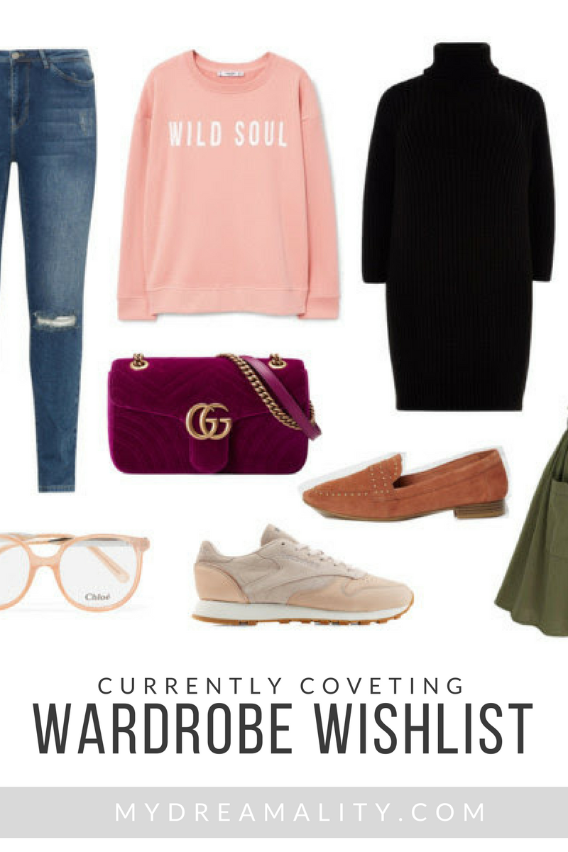 Currently Coveting – February Wardrobe Wishlist