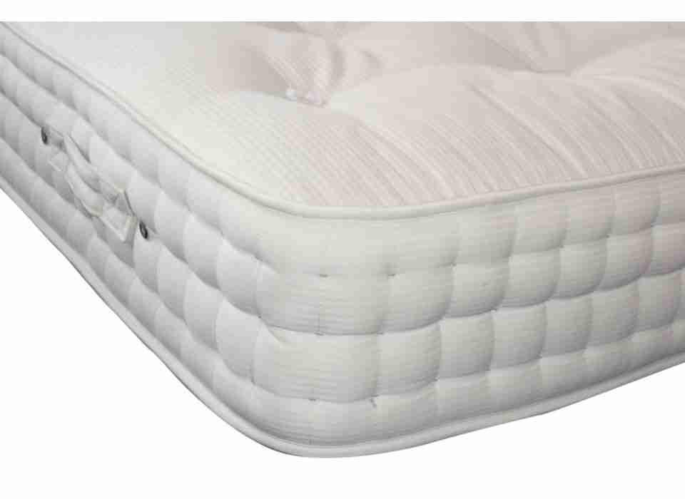 choose your mattress: Bedguru thick mattress.
