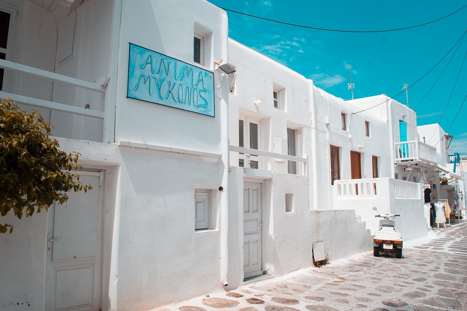 5 of the Top Attractions in Mykonos, Greece