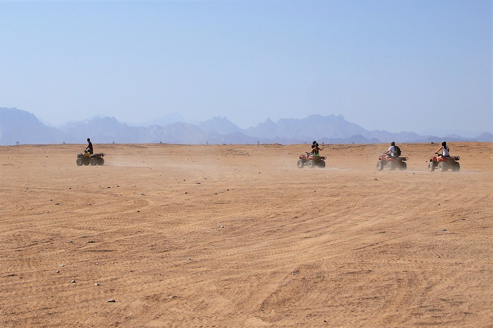 4 Reasons Why Quad Biking is For You