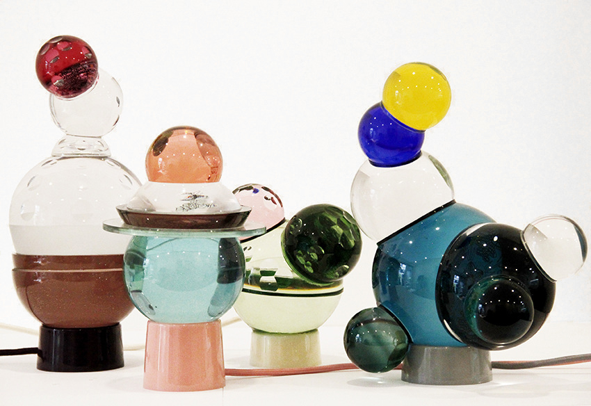 use light: collection of different coloured light.