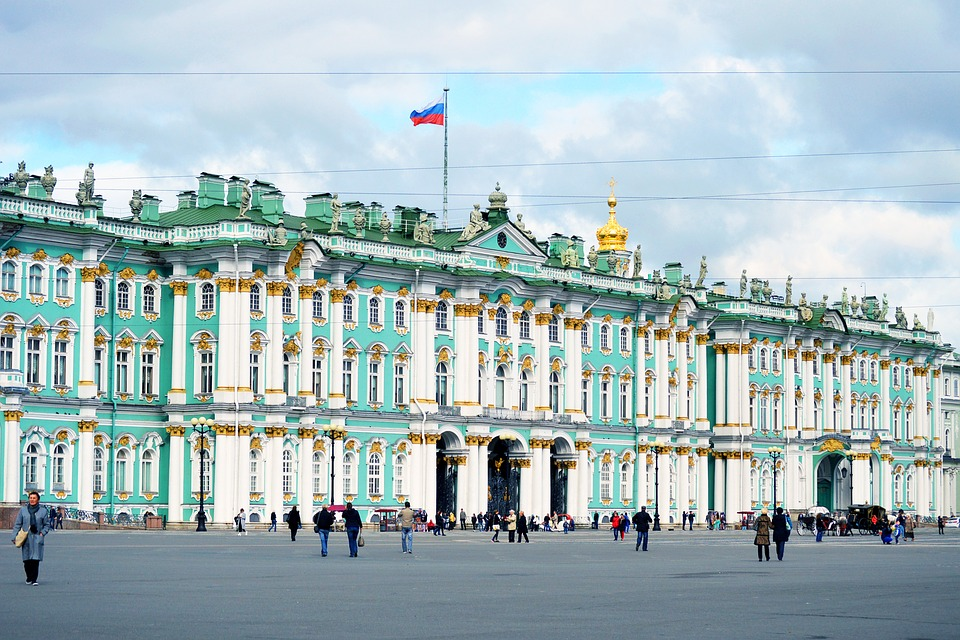 Must-See Places In St. Petersburg