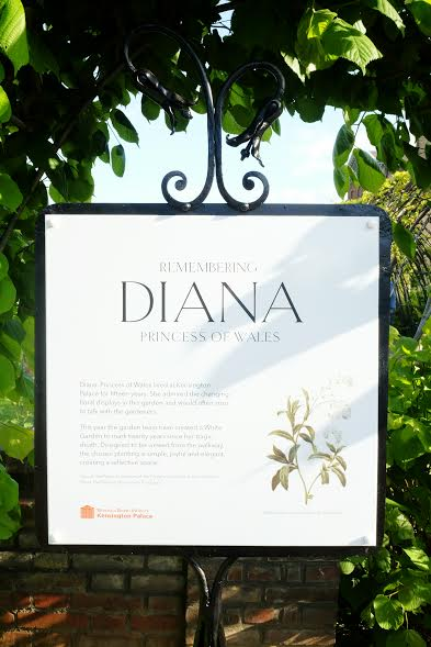Diana memorial: Britain's most beautiful gardens