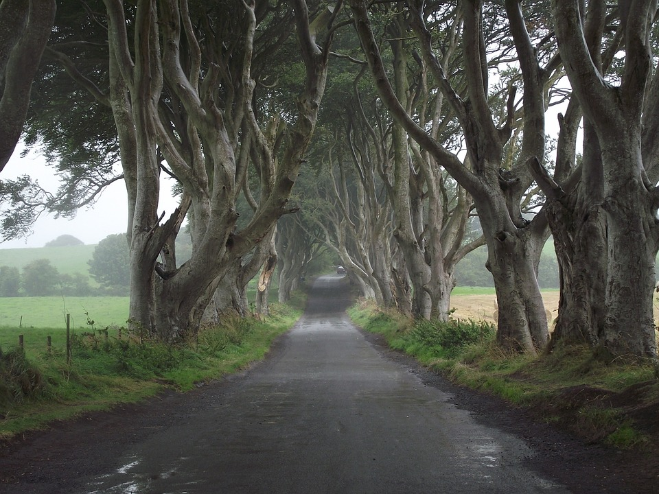 famous landscapes in the UK