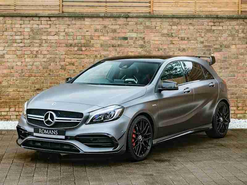 luxury cars: mercedes