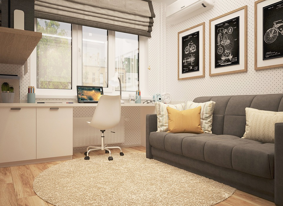 How To Style Your Room Around Light Sources