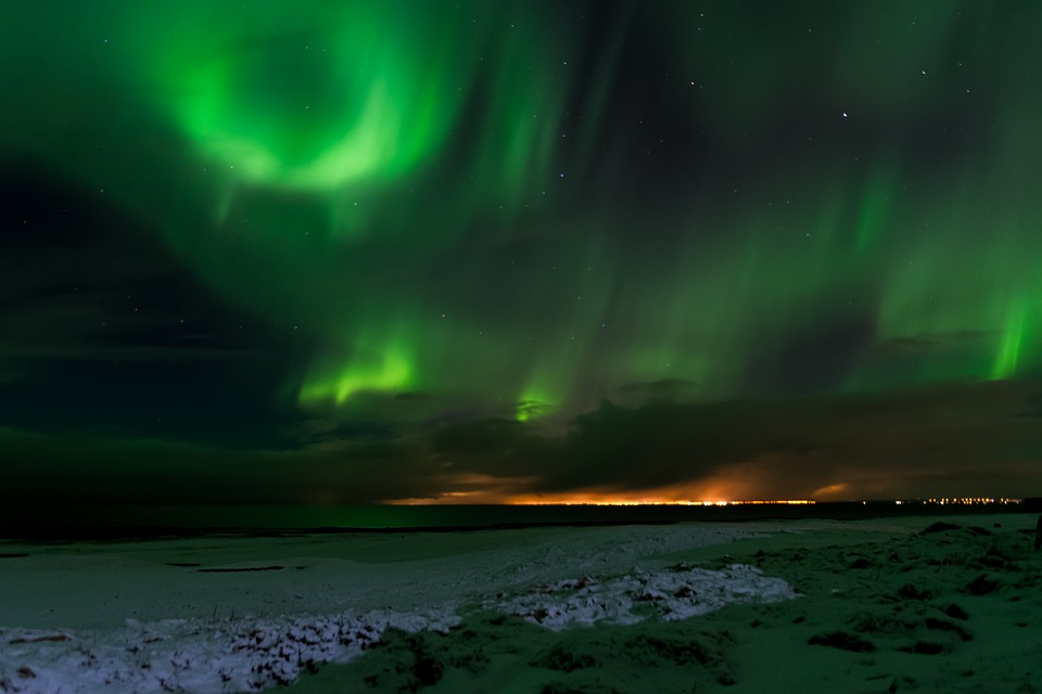visit Iceland: Northern Lights