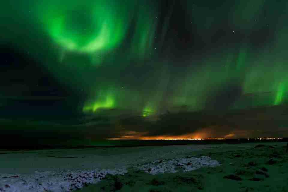 visit Iceland: Northern Lights