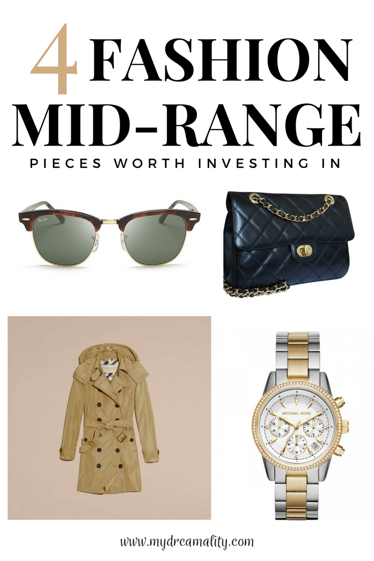 The 4 Fashion Mid-Range Pieces Worth Investing In