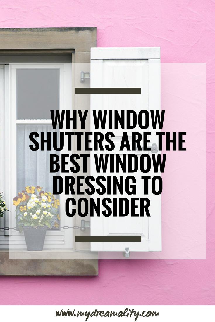 window dressing: post pinterest graphic.