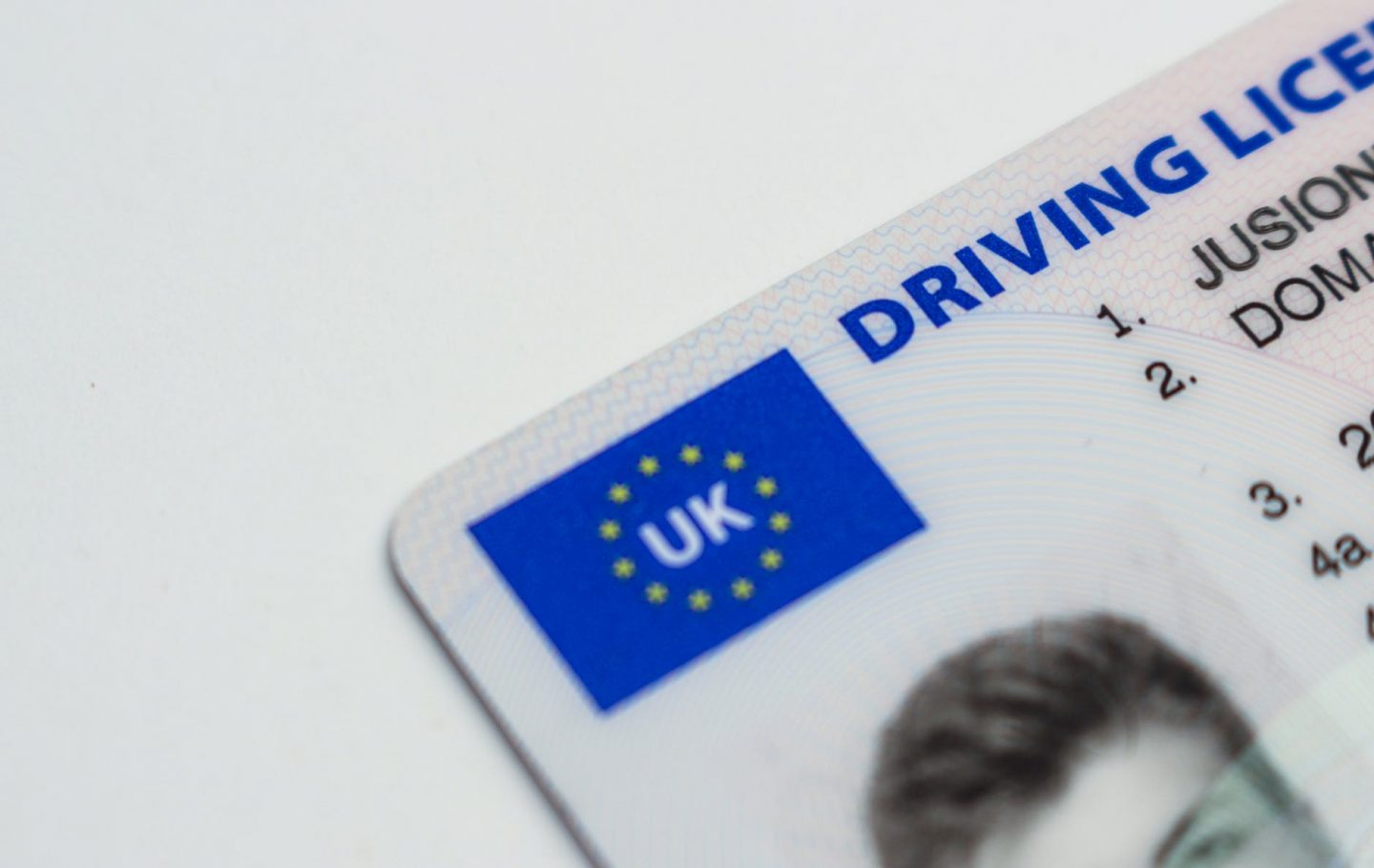 pass your driving test: UK driving licence.