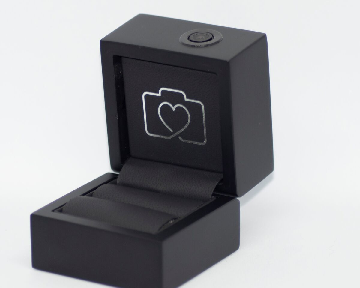 getting engaged: The Engagement Cam