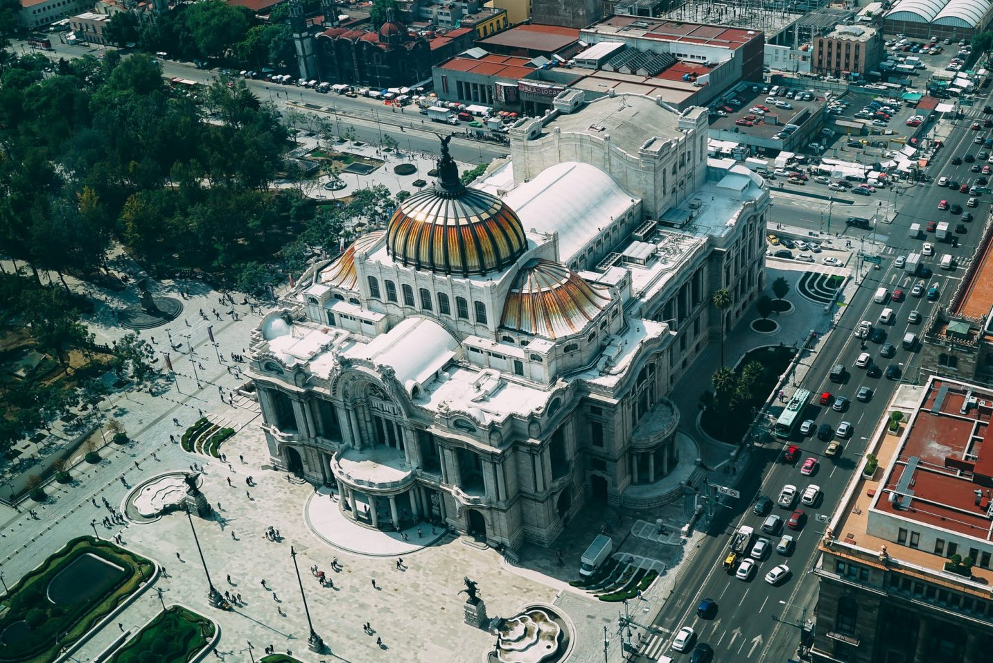 4 Inspirational Mexican Places to Visit on Your Campervan Trip